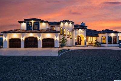 Kennewick Single Family Home For Sale: 108730 E Pine Hollow Pr SE
