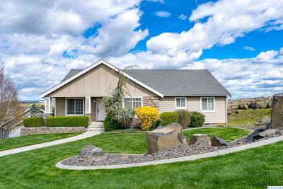 West Richland Single Family Home Active U/C W/ Bump: 1410 Mazzard Ave.
