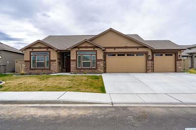 Horn Rapids Single Family Home For Sale: 2772 Grayhawk Loop
