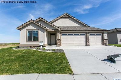 Richland Single Family Home For Sale: 2222 Skyview Loop