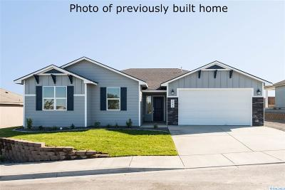 Kennewick Single Family Home For Sale: 7007 W 33rd Pl