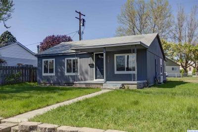 Richland Single Family Home For Sale: 1327 Tunis Ave.