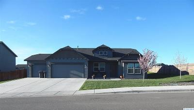 Pasco Single Family Home For Sale: 6803 Three Rivers Dr