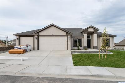 Kennewick Single Family Home For Sale: 4317 S S. Dennis Ct.
