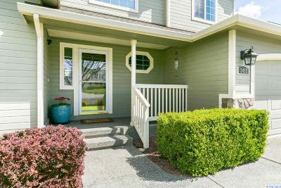 Kennewick Single Family Home For Sale: 3455 S Dennis St