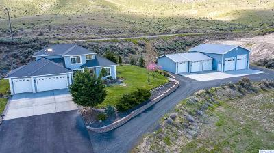 Kennewick Single Family Home For Sale: 30808 S 959 Prse