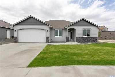 Richland Single Family Home For Sale: 2727 Bent Tree Ave