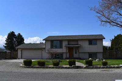 Kennewick Single Family Home For Sale: 901 W 33rd Avenue