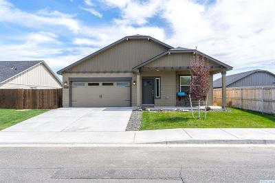 Kennewick Single Family Home For Sale: 2913 S Jean St