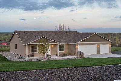 Eltopia Single Family Home For Sale: 91 Spur
