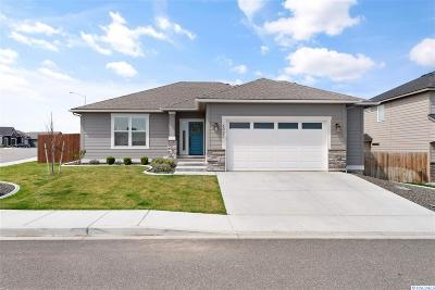 Kennewick Single Family Home For Sale: 6027 W 38th Ave