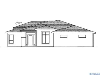 Kennewick Single Family Home For Sale: 2287 S Alaska