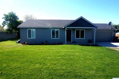 Benton City Single Family Home For Sale: 4307 W Williams Rd