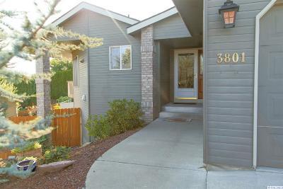 Pasco Single Family Home For Sale: 3801 Riverhill Dr