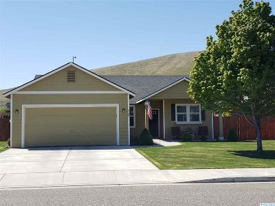 West Richland Single Family Home For Sale: 5103 Pinehurst
