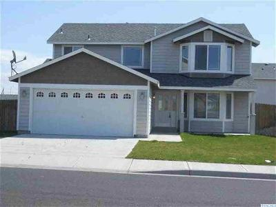 Sunnyside Single Family Home For Sale: 1508 Bountiful