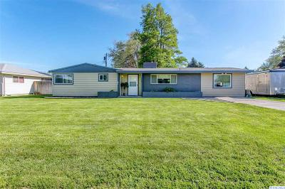 Kennewick Single Family Home For Sale: 1829 W 18th Ave