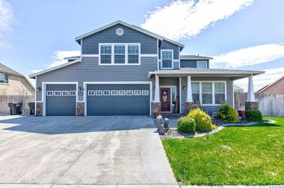 Pasco Single Family Home For Sale: 4408 Valencia Drive