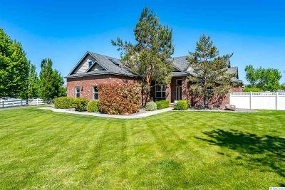 West Richland Single Family Home For Sale: 3902 S Highlands