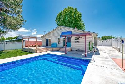 Kennewick Single Family Home For Sale: 2106 W 21st Ave
