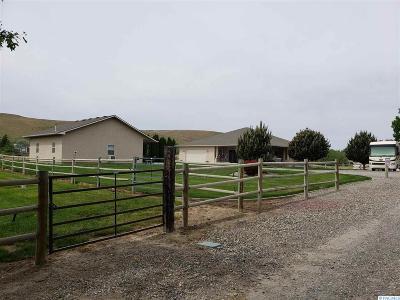 Benton City Single Family Home For Sale: 56301 E Main P.r. N.e.