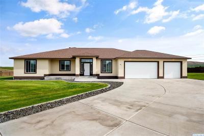 Kennewick Single Family Home For Sale: 603 S Coulee Vista Drive