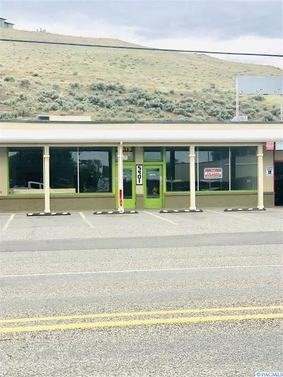 West Richland Commercial For Sale: 5401 W Van Giesen