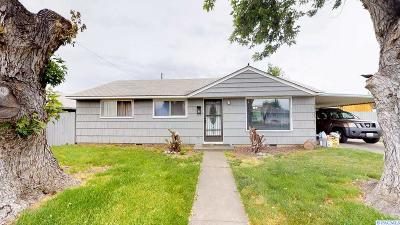 Kennewick Single Family Home For Sale: 309 S Anderson Street