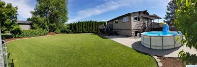 Kennewick Single Family Home For Sale: 608 S Zinser St.