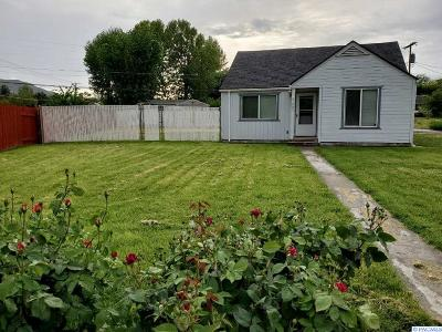 Benton City Single Family Home For Sale: 803 9th St