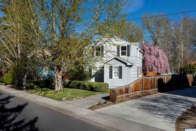 Richland Single Family Home For Sale: 1309 Hains Ave