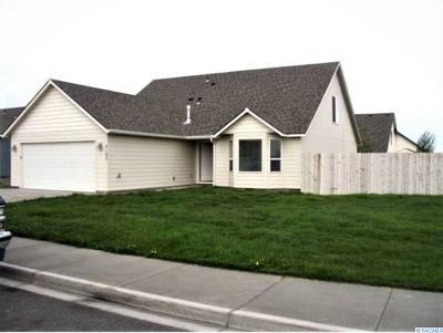 Pasco Single Family Home For Sale: 5103 Buchanan Lane
