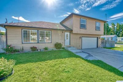 Benton City Single Family Home For Sale: 414 7th St