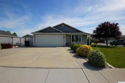 Pasco Single Family Home For Sale: 9420 Palomino Dr