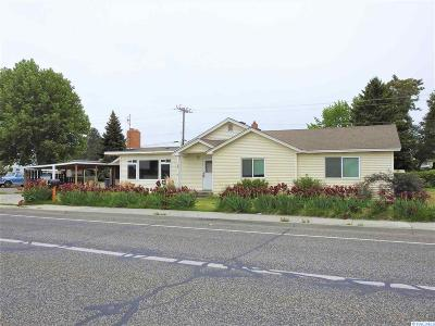 Kennewick Single Family Home For Sale: 703 W 27th Ave