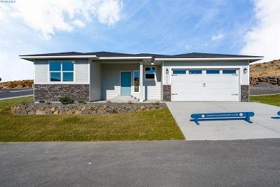 Richland Single Family Home For Sale: 1060 Badger Valley Way