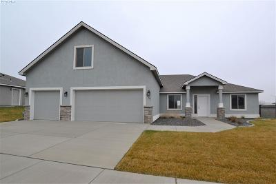 Kennewick Single Family Home For Sale: 3424 S Lincoln Pl