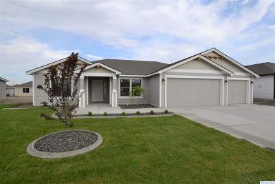 Pasco Single Family Home For Sale: 4306 Goldstream Ln