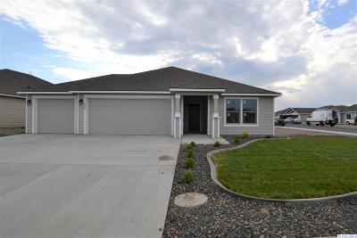 Pasco Single Family Home For Sale: 4301 Vermilion Ln