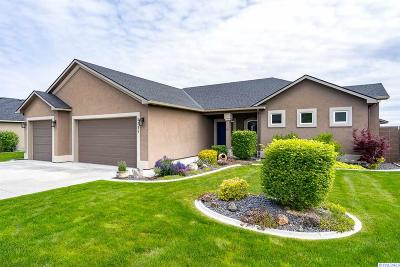 Kennewick Single Family Home For Sale: 5766 W 37th Place