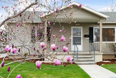 Richland Single Family Home For Sale: 205/207 Delafield