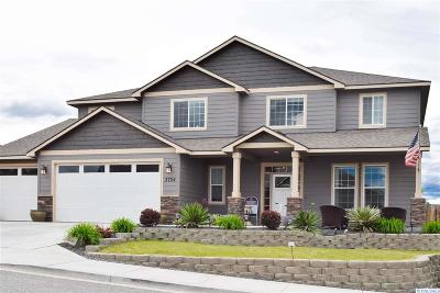 Kennewick Condo/Townhouse For Sale: 3724 S McKinley St