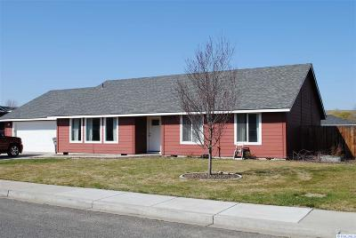 Richland Single Family Home For Sale: 553 Sedgwick Pl.