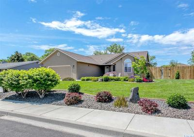 Richland Single Family Home For Sale: 919 Sirron Ave