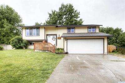 Kennewick Single Family Home For Sale: 1416 S Olympia Pl