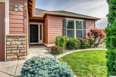 Kennewick Single Family Home For Sale: 5408 W 22nd Ave