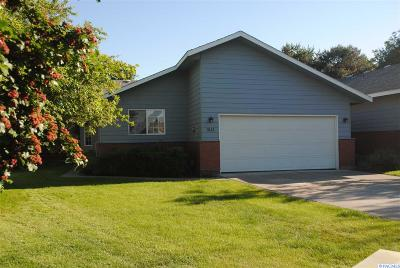 Kennewick Single Family Home For Sale: 3111 S Neel Place