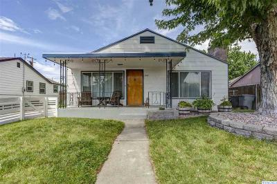 Richland Single Family Home For Sale: 1207 Winslow Ave