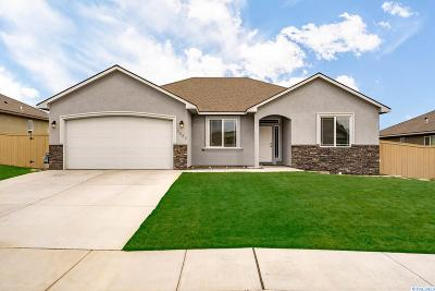 Richland Single Family Home For Sale: 3080 Deserthawk Lp