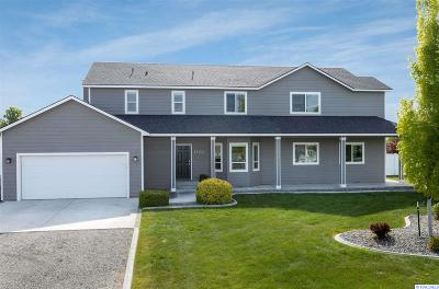 West Richland Single Family Home For Sale: 1520 S 58th Avenue